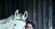 EQWO #Glücksmomente, 13. Dezember   Gabriela Hess und Pajero  #glücksmoment #adventkalender #pferdeliebe #pferd #pferdefotografie Horses, Animals, December, Animais, Animales, Animaux, Animal, Horse, Dieren