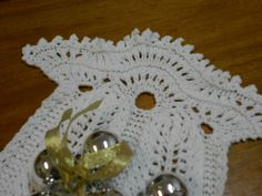 Ravelry: knitsabout's Angel Wings Washcloth/table runner