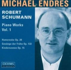Robert Schumann: Piano Works, Vol. 1 [CD]