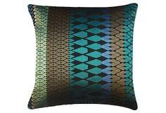 Woodbridge 20x20 Pillow, Multi on OneKingsLane.com