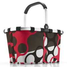 Cesto Reisenthel Multiusos Carrybag Rings www. Online Shopping, Shops, Metal Fashion, Bag Organization, Cute Bags, Carry On Bag, More Cute, Diaper Bag, My Style