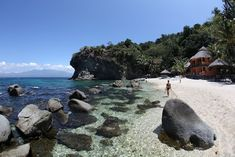 Diving in Apo Island in Negros Oriental - http://outoftownblog.com/diving-apo-island/