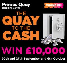 WIN £10,000 at the Student Discount Night, 6th October 2015, 6pm-9pm at Princes Quay Shopping Centre, Hull. Confirm your attendance here http://on.fb.me/1JiQxrz #freshers #students #freshers15 #Hull