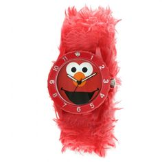 Elmo Furry Slap Watch :-)