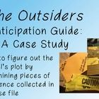 Before my students begin reading The Outsiders novel, they complete this anticipation guide that has been set up in a case file/detective format. I...