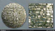ArtStation - ANTHEM - Ancient Ruins Tileset, Shawn Kassian Ancient Ruins, Game Art, Sculpting, City Photo, Concept Art, Castle, Stone, Artwork, Diorama