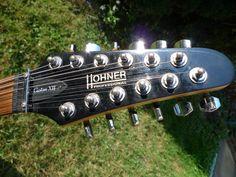 Hohner professional Custom XII