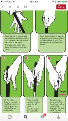 Golfing tips :)