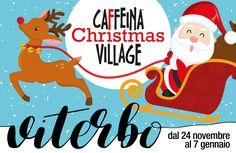 Il mondo del Natale a Viterbo vi aspetta!