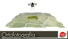 Realización de fotogrametría aérea, permitiendo obtener ortofotos. #Optidron