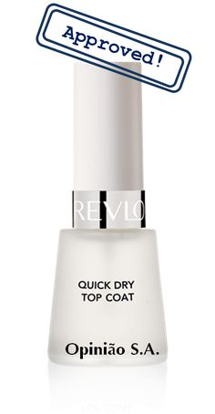 Revlon – Quick Dry Top Coat  http://www.opiniaosa.com.br/2012/05/03/revlon-quick-dry-top-coat/