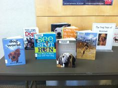 More books about dogs!