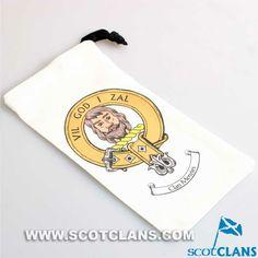 Menzies Clan Crest S