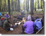 A Forest School develops by individuals in a setting becoming qualified Forest School Practitioners or drawing down funding to bring in an o. What Is Forest School, Teaching Philosophy, Outdoor Settings, School Stuff, Schools, School Ideas, Leadership, How To Become, Walls