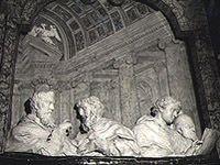 Bernini, Cornaro family in Santa Maria Della Vittoria Rome 1 of 2