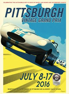 Grand Prix Pittsburgh, 2016