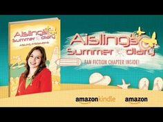 Aisling's brand new #booktrailer ! #aislingsdiary