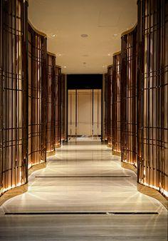 InterContinental Shanghai NECC by HBA Design