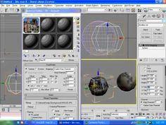 3D맥스 6 초급   18강   UVW Map