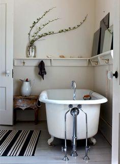 5 dicas para quem tem banheiro pequeno