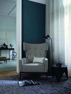 Zimmer & Rohde | Dessin: Scott, Fado, Solice, Sana, Leny | #Stoff #fabric #posament #trimming #stool #Stuhl #Sessel #chair