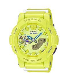 71cdd8db91c Relógio Casio Baby-G BGA-185-9A Relógio Casio
