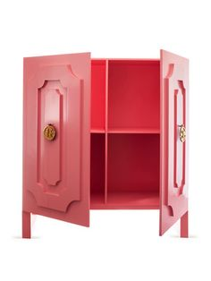 Dauphine Pink Armoire by SHINE by S.H.O on Gilt Home - love love love this!!!