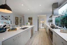 House Design: Rochford - Porter Davis Homes - Best Pins swedish Kitchen Decor, Kitchen Design, Kitchen Ideas, Kitchen Tile, Kitchen Inspiration, Porter Davis, Interior Styling, Interior Design, Kitchen Images