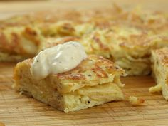 Need an ultra-quick light lunch or appetizer when all you've got on hand is an onion, some eggs, some olive oil, and a bag of chips? This Spanish tortilla does the trick, especially when the chips are salt-and-vinegar-flavored.