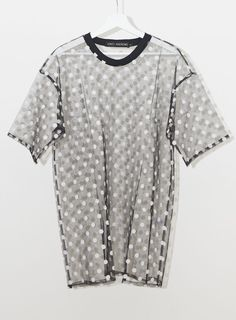 Just wear this with a cute little black bra. Perfect for work attire right? Black Bra, Black And White, T Dress, Bare Necessities, Work Attire, Polka Dot Top, Women's Dresses, Printed, Cute