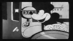 Mickey Mouse - Traffic Troubles - Cartoon (1931)