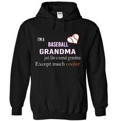 Baseball Grandma much cooler.