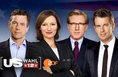 In der Nacht von Dienstag auf Mittwoch wählen die Amerikaner ihren neuen Präsidenten. Auch das ZDF ist live vor Ort und berichtet.