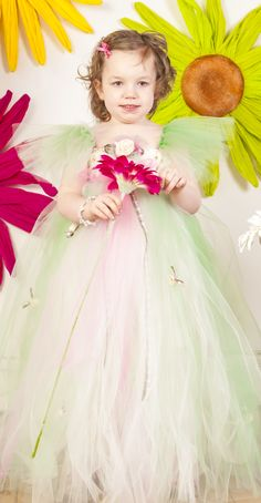 Light n Feathery Tulle Fairy Dress for Girls | Porters Craft & Frame