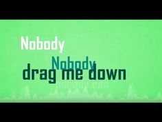 Drag me down with lyrics - 1D One Direction  official audio