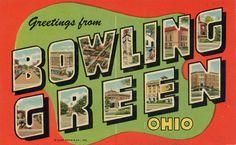 OH Bowling Green - Postcard | by scottamus