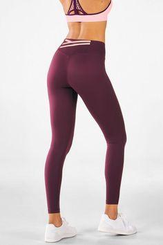 b2952373aa Trinity High-Waisted Pocket Legging. Burgundy LeggingsPlus Size WorkoutWomen's  LeggingsTightsPlaying Dress UpActive WearWaist WorkoutOnline ClothesPants