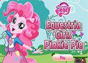 Equestria Girls Pinkie Pie | juegos my little pony - jugar mi pequeño pony