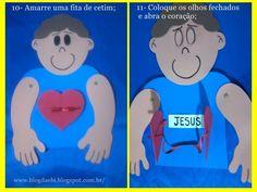 Criança Esperta sabe que se fecha os olhos para orar   e se abre o coração para o Senhor Jesus Entrar,   e claro CUIDA para q...