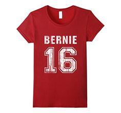 Vintage Bernie #16 Bernie Sanders T-Shirt - Female Large - Cranberry Gift Corner http://www.amazon.com/dp/B016WIYY3C/ref=cm_sw_r_pi_dp_XkN5wb0VGHRPS