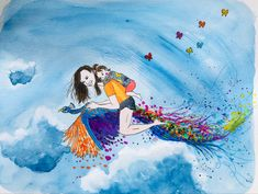 Aquarelle - juillet 2020 Disney Characters, Fictional Characters, Creations, Disney Princess, Art, Watercolor Painting, Paint, Kunst, Fantasy Characters
