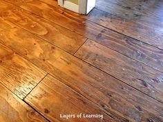 Real Wood Flooring For A Fraction Of The Cost