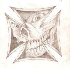 Ben's Skull by aggrobaer on DeviantArt