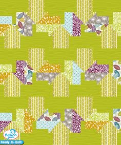 Check out this amazing quilt design on @PatternJam  (Designed by @staceysansomdesigns)