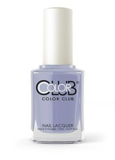 Color Club Nail Lacquer - Hydrangea Kiss 0.5 oz