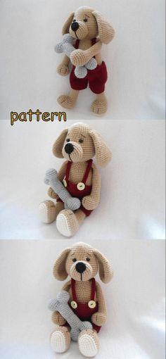 Dog Crochet Pattern Pinterest Top Pins Video Tutorial | Crochet ... | 510x236