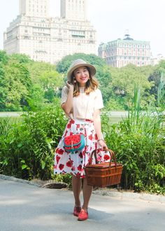 0aee40a5c574f 3 Essentials for Perfecting a Picnic Outfit