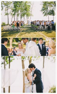 Modern Nautical Wedding | Michael B Photography