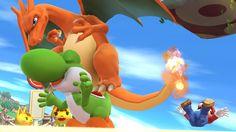 #SuperSmashBros #WiiU #3DS Síguenos en Twitter @TS_Videojuegos y en www.todosobrevideojuegos.com