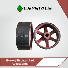 You have a need for Bucket Elevator And Accessories, elevator belt pulleys and parts, elevator belt fasteners, then Crystal can assist you to meet all your demands. We are the best deal or all your bucket elevator requirements by manufacturing reliable and durable assemblies, with fasteners and joints to help our clients save on unnecessary maintenance, resources, and even time management.  #crystalsgroup #bucketelevatorandaccessories #machines #industries Visit - http://crystals-group.com/